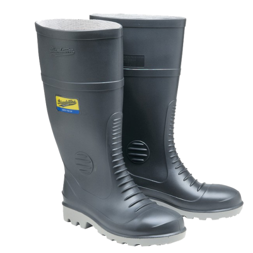 BLUNDSTONE GUMBOOT SIZE 7