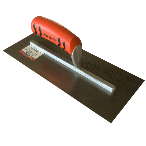 KRAFT SQUARE FINISHING TROWEL 300 X 125mm PL468PF