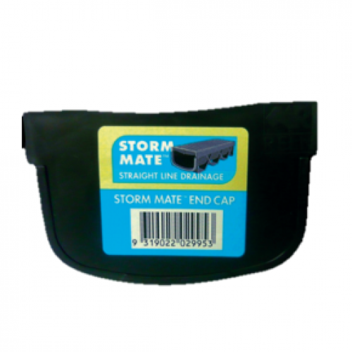STORMMATE END CAP NO OUTLET R2995