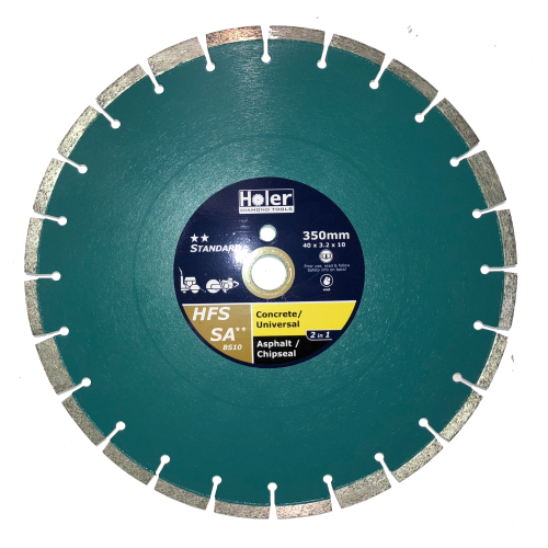 DIAMOND BLADE 350mm BS10 CONCRETE GP
