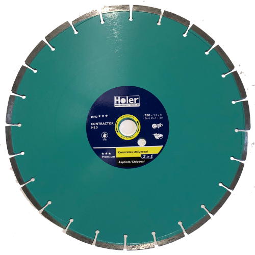 DIAMOND BLADE 350mm H10 CONCRETE GP